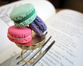 Macaroons Ring New Bright colors