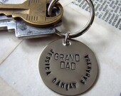 Granddad--Grand Dad Keyring / Keyholder