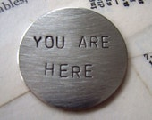 You are here Golf Ball Marker