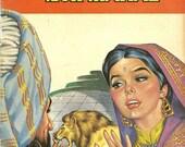 Vintage Comic Book Ephemera - Mujeres Celebres Nur-Mahal comic book cover