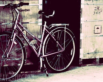 Skids and Spokes 5x7 Inch Photographic Print