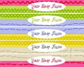 Premade Banner. Sewing. 14 designs. Etsy shop banners.