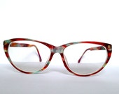 Vintage Jil Sander cat eye eyeglasses
