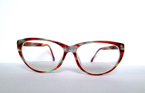 Vintage Jil Sander cat eye eyeglasses