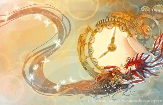art print Dreamtime Steampunk