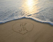 Write Your Name in the Sand at the Jersey Shore Download & Print