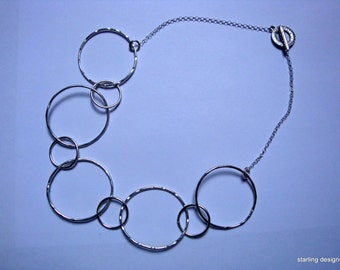 Endless Circles Necklace