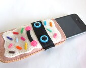 Secret Agent Poptart (iPhone 4 case/other flavors available)