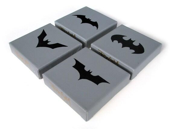 Generations of The Bat (Gotham Edition)