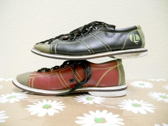 Classic Vintage Bowling Shoes 8