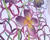 HANDMADE GREETING CARDS - Everyday - Spring Blossoms Set of 2