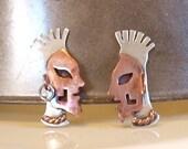 Vintage Taxco Earrings
