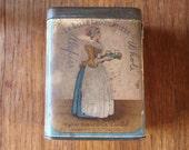 Antique Baker Cocoa Tin