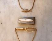 Vintage 50s Mens Jewelry
