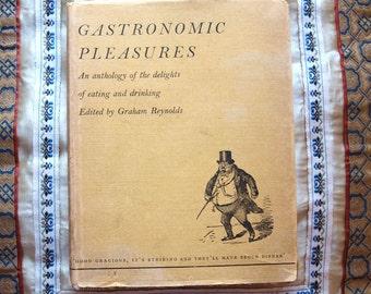 Vintage First Edition Gastronomic Pleasures