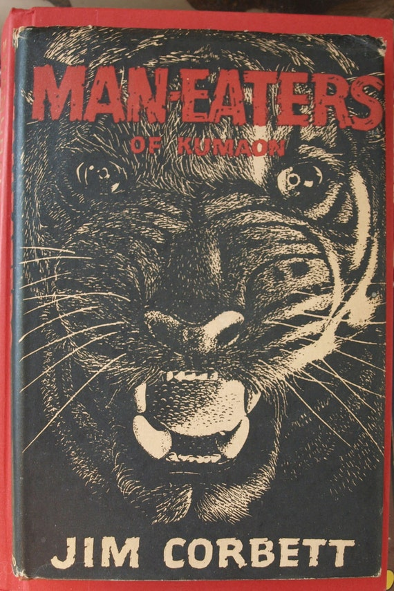 First Edition Man-Eaters of Kumaon