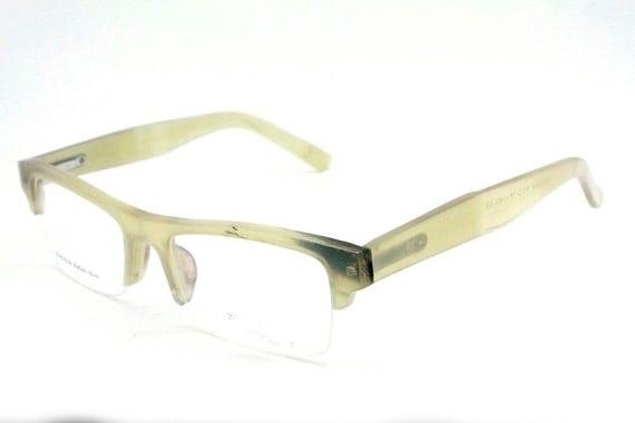 handmade  Ox horn   eyeglasses glasses frame 06