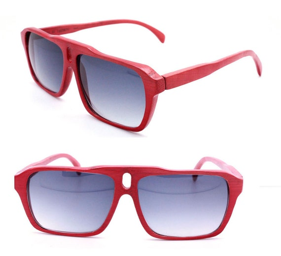 handmade bamboo  sunglasses  glasses1105 c15