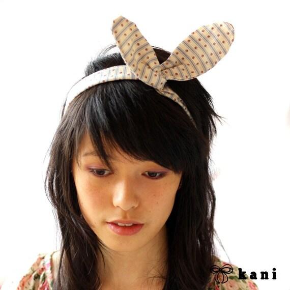 Little Peter Twisties headband- by kani