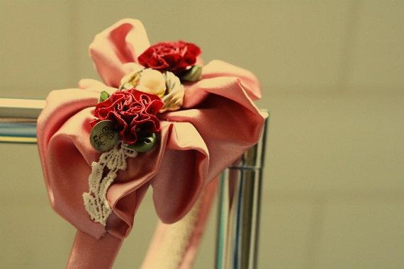 S A L E : rosetta headband