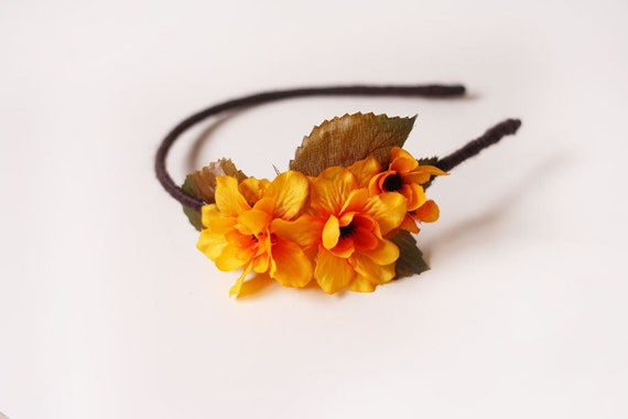 simple and sweet and everything neat headband // woodland collection