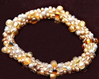 Amber Dreams Bracelet