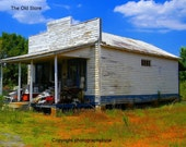 The Old Store 8x10 Art Print