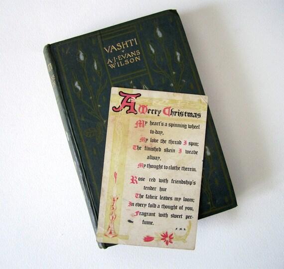 Vashti by A.J. Evans Wilson