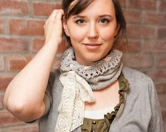 KNITTING PATTERN Double Take Cowl/Hat PDF