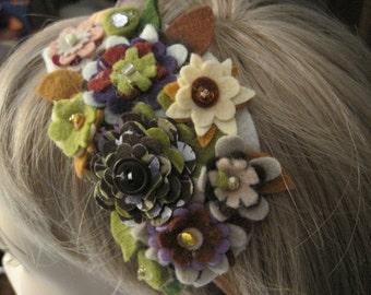 Baby Trendy Garden Headband