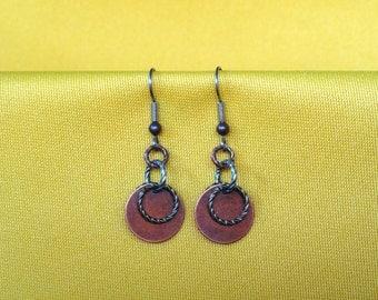 Earth Day earrings (Style #455)