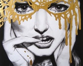 Painting - I Wear My Mask