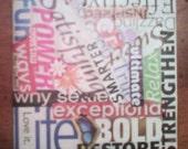 Inspiring Tile Collage