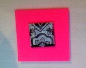 Pretty Little Design Tiny Magnet