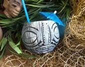 Coconut Tiki Mug by Tiki tOny