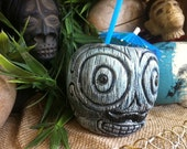 Dia De Los Muertos Tiki Mug