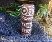 Resin Tiki handpainted by Tiki tOny