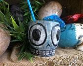 Skull Tiki Mug by Tiki tOny