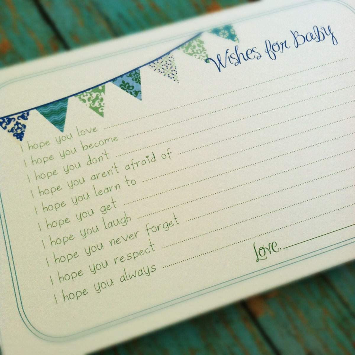 printable wishes for baby boy cards unique baby shower