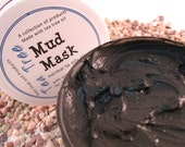 Mud Mask - Tea Tree with Activated Charcoal