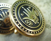 Unusual Peace in Hand Cuff Links