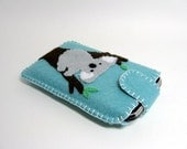 Felt iPhone/iPod Case - Koala