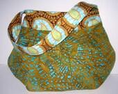 Stylish Batik Fabric Bag............ ON SALE