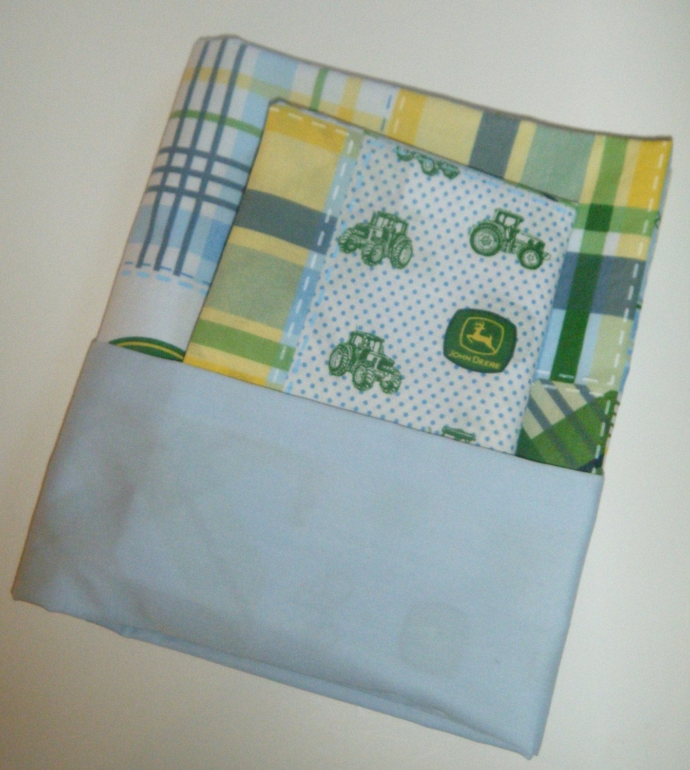 clearance sale john deere nap mat by whossewcutedesigns