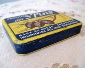 French Tin Box