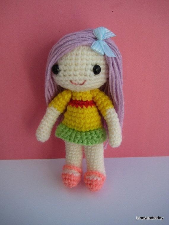Items similar to Instant Download PDF amigurumi crochet ...