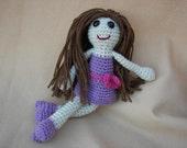 Dinah Diva Crochet Amigurumi Pattern