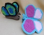 Flitter by Butterfly Crochet Amigurumi Bug Pattern
