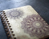 Lacey Brown Large Spiral Journal