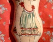 Molly Sweet - Vintage Cloth Doll